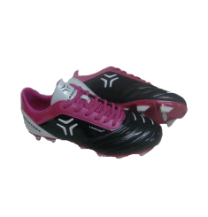 Laced football boots Sizes 3-6